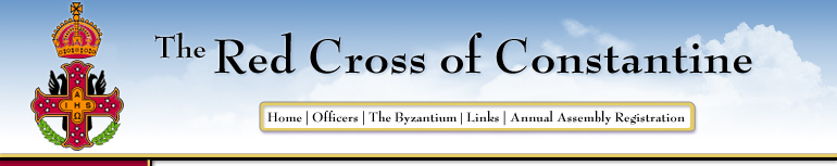 Red Cross of Constantine York Rite Freemasonry